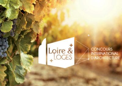 Conception logo Concours d'architecture
