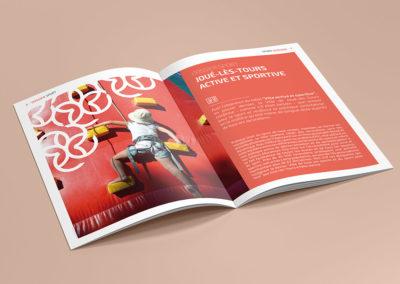 Proposition de magazine pour la Ville de Joué Lès Tours